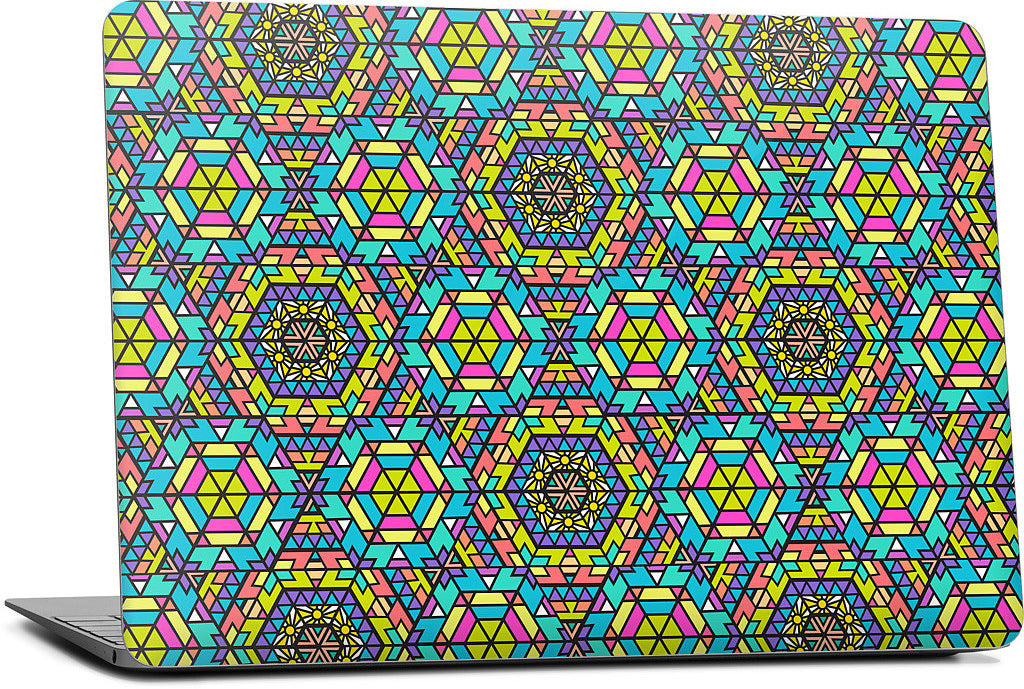 Sun Star Laptop Skin