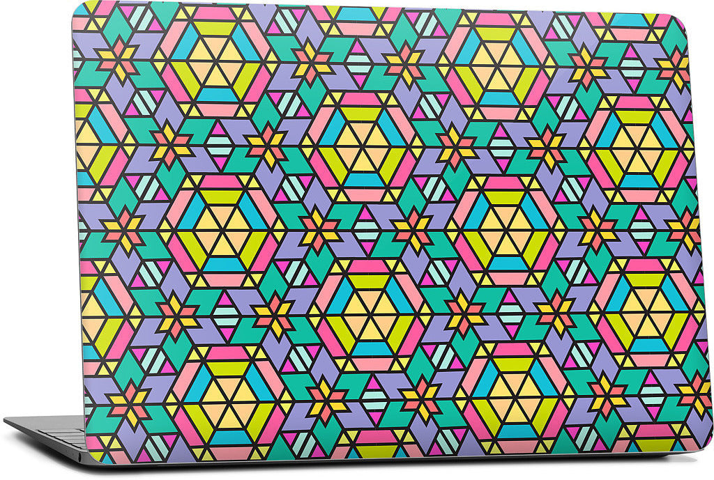 Kaleidoscope Laptop Skin