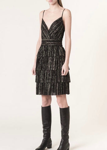 Vanessa Bruno Jennie dress in noir