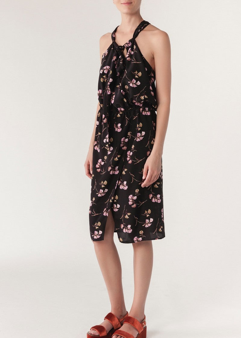 Vanessa Bruno Itak sleeveless dress in floral print