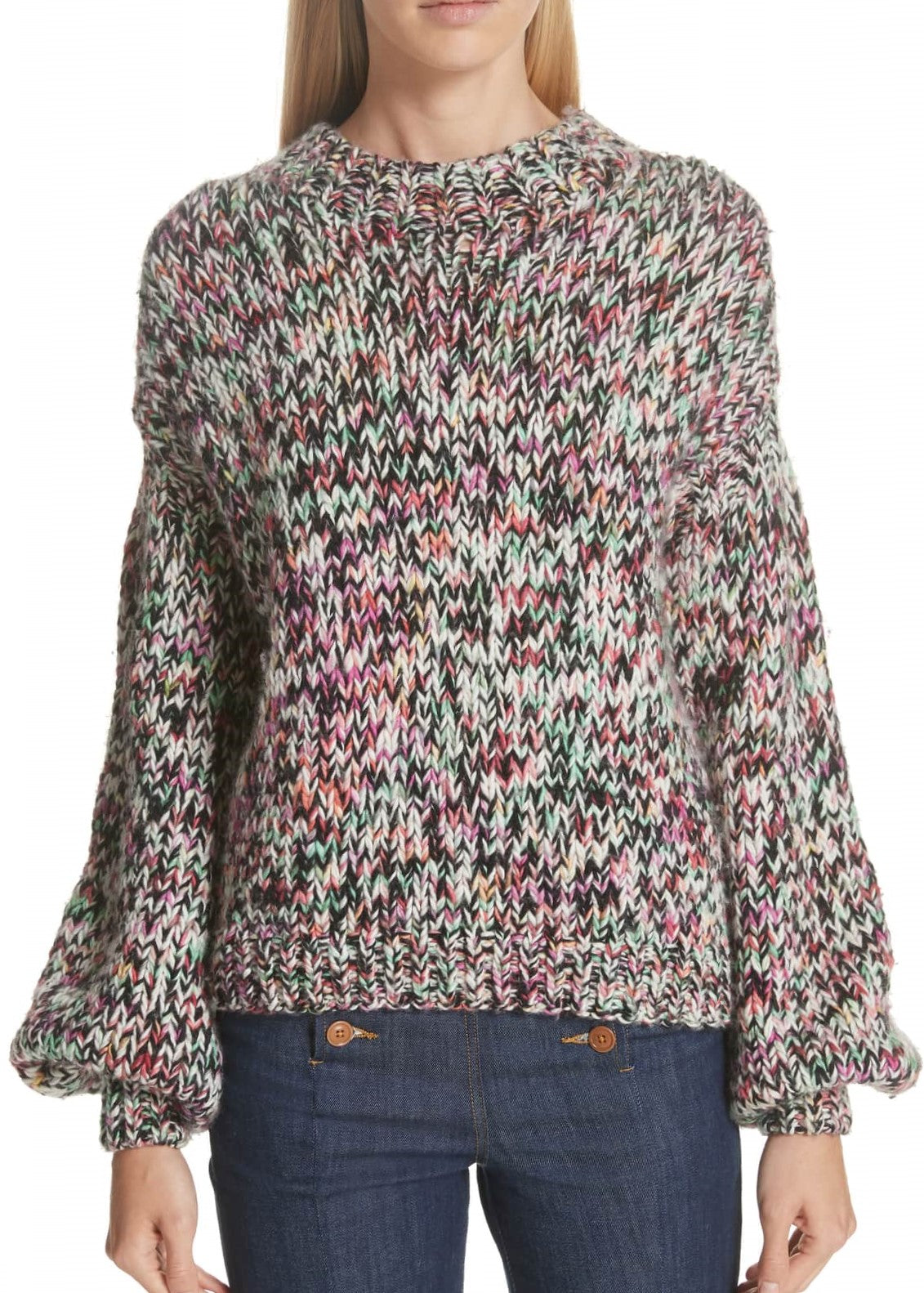 Ulla Johnson Rhea pullover in multi