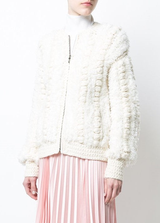 Ulla Johnson teresa jacket snow