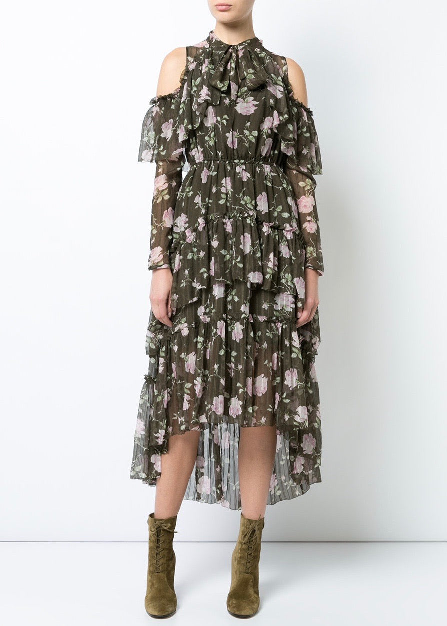 Ulla Johnson marion dress black