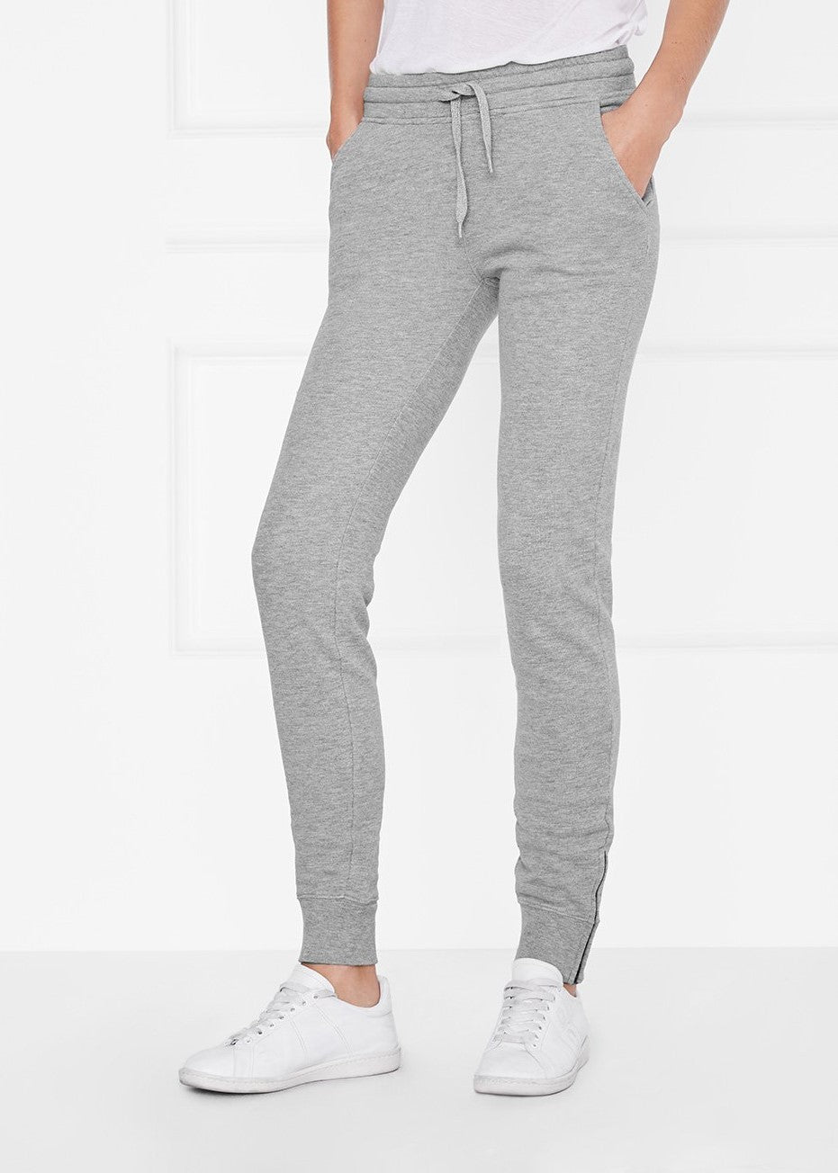 Anine Bing Relaxed sweats heather grey