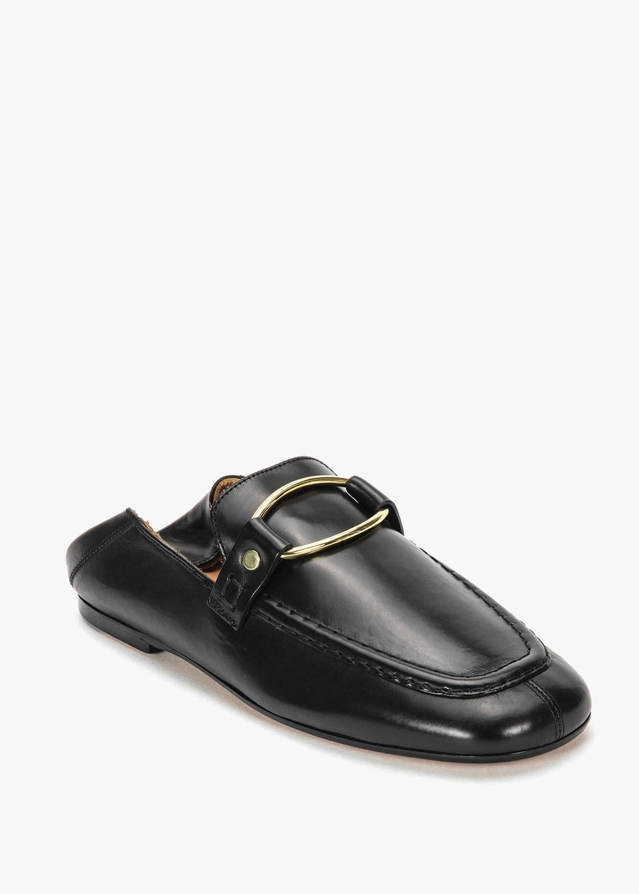 Isabel Marant ferlyn loafer black