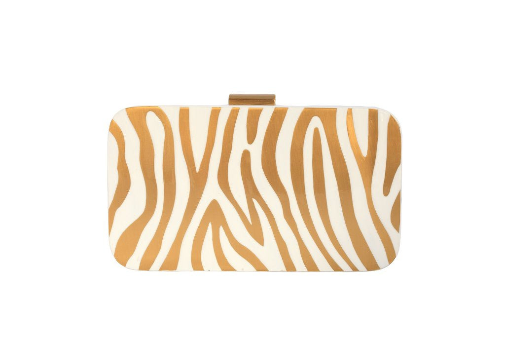 Kayu lightning clutch gold
