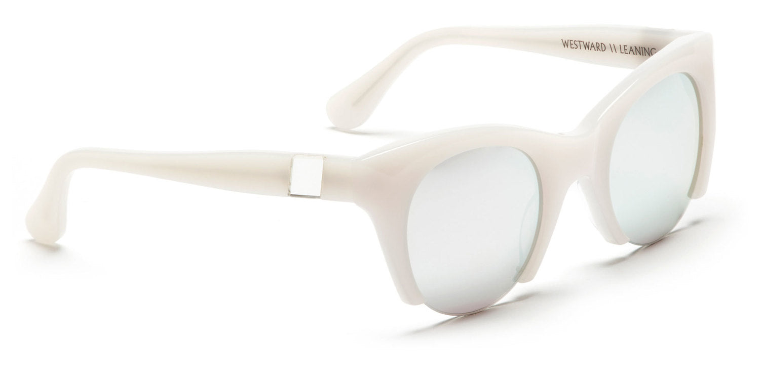 Westward Leaning fhloston paradise 03 sunglasses marshmallow