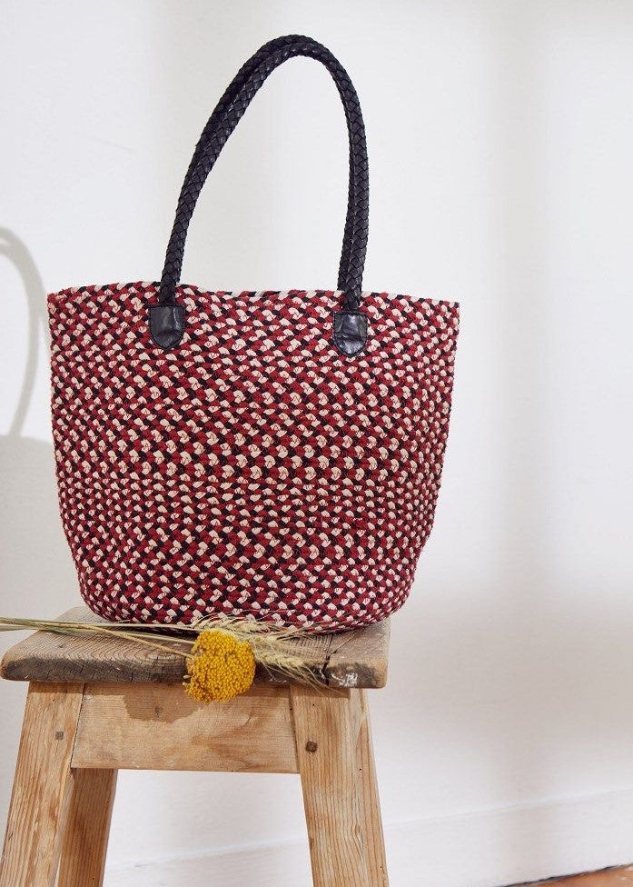 Swildens tote red
