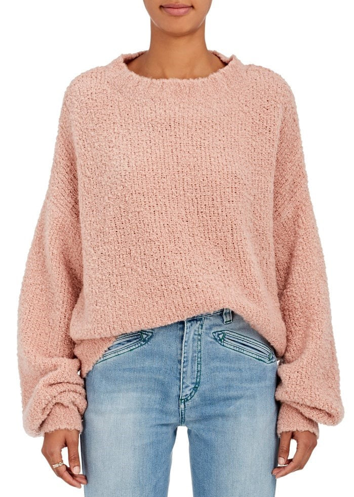 Ulla Johnson ari pullover rose