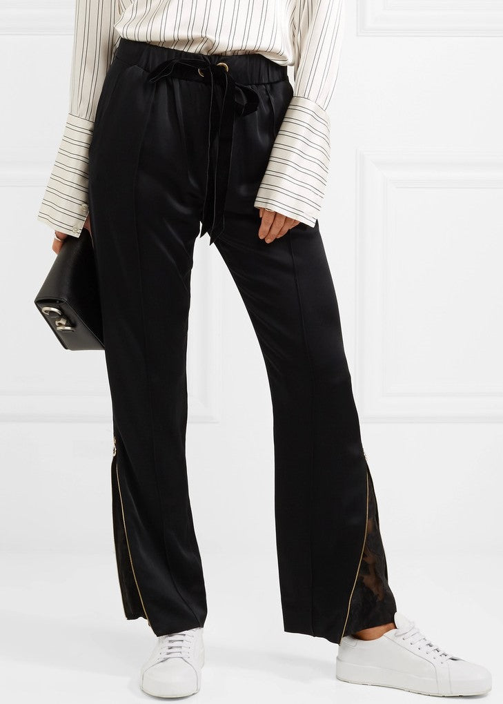 Mother of Pearl austin pant black