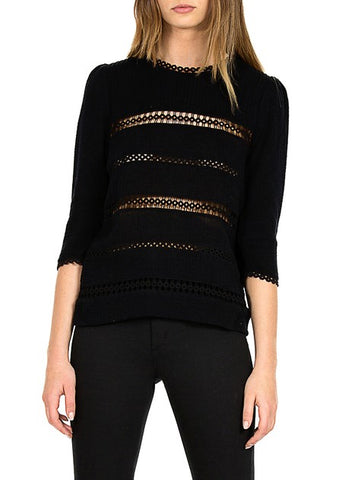 Magali Pascal adele top black