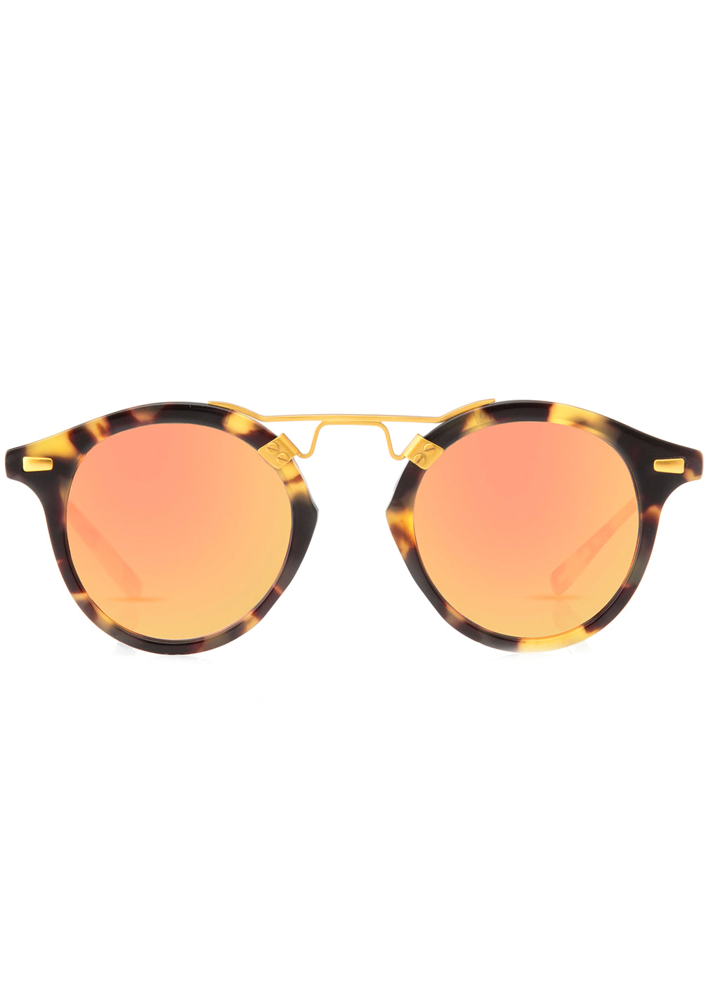 Krewe st. louis sunglasses audubon rose