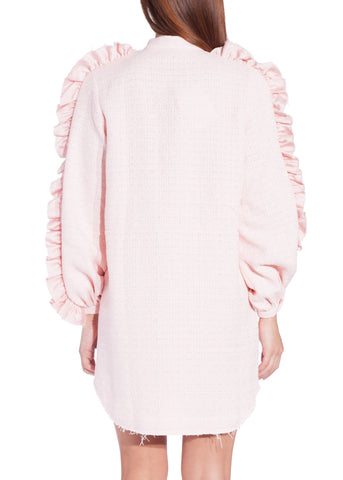 Mother of Pearl Polly dress pink
