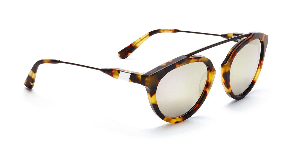Westward Leaning flower 1 sunglasses tortoise/silver