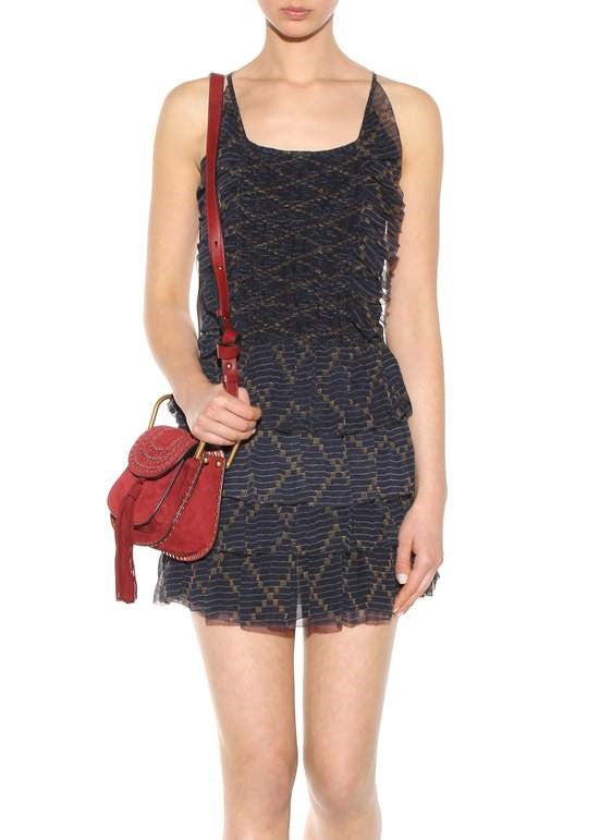 Isabel Marant Etoile batson dress black