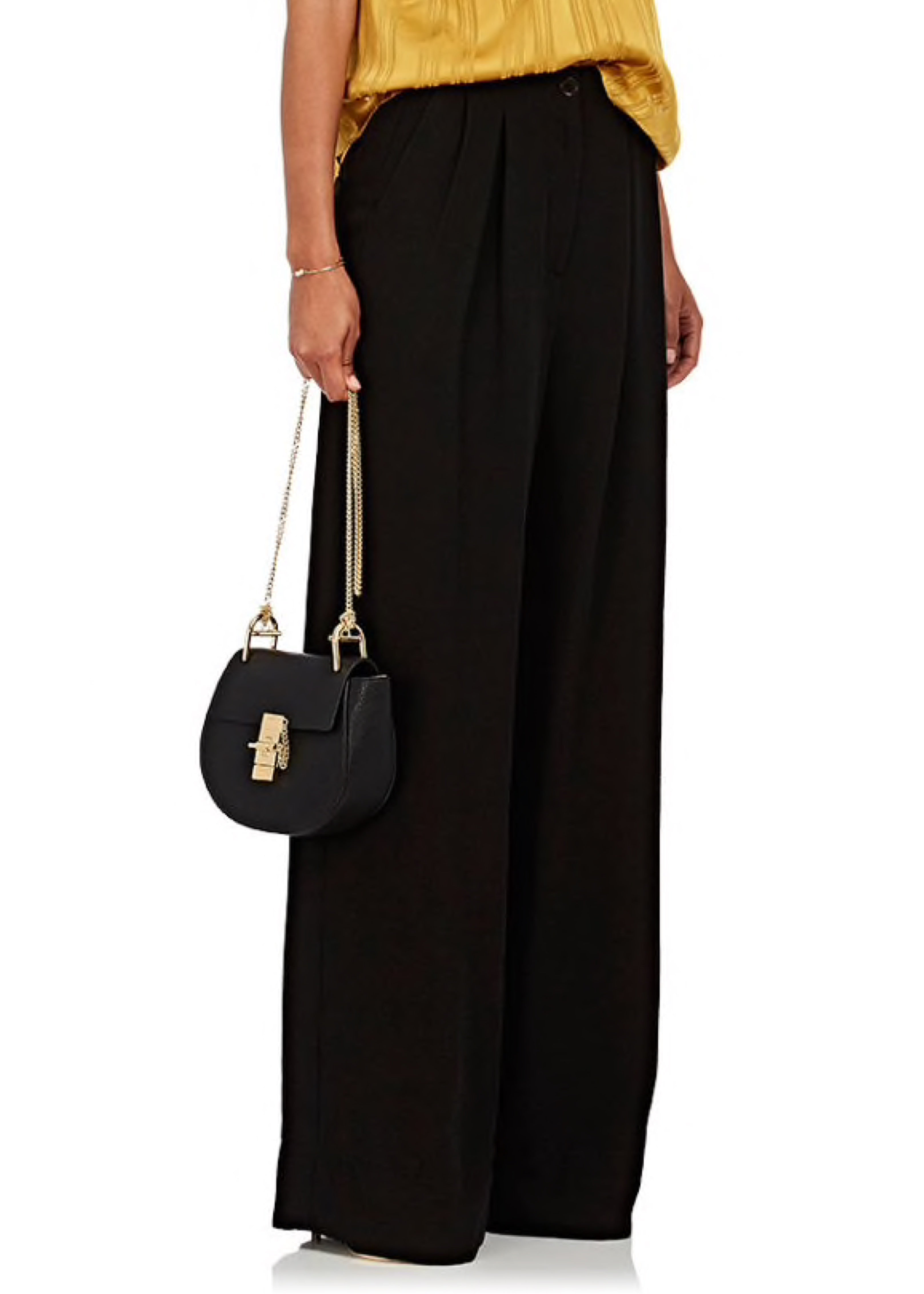 Ulla Johnson ceri trouser black