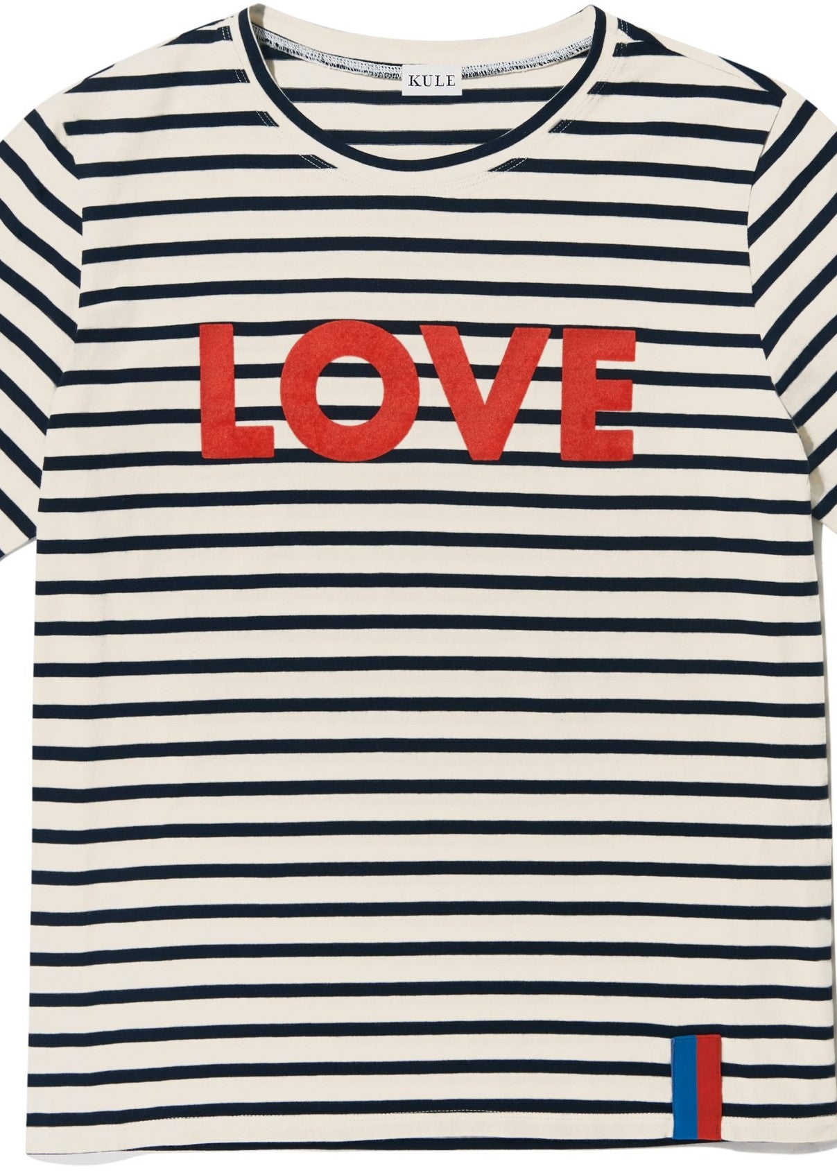 Kule The Modern LOVE in cream navy