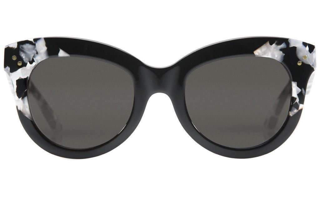 Krewe julia sunglasses black interstellar
