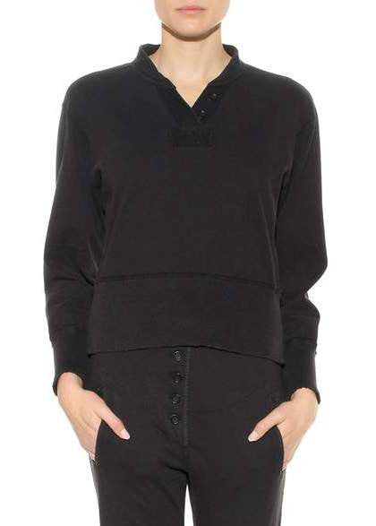 Isabel Marant Etoile alexis pullover faded black