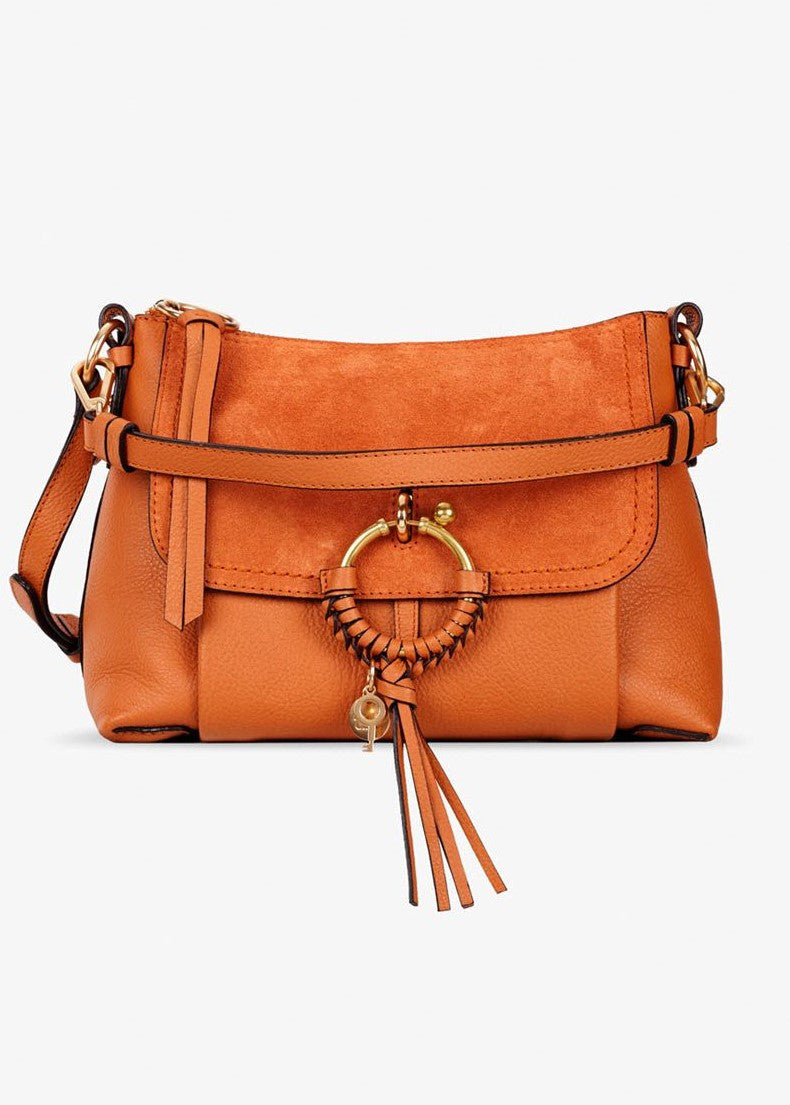 See by Chloe O shoulder bag caramel