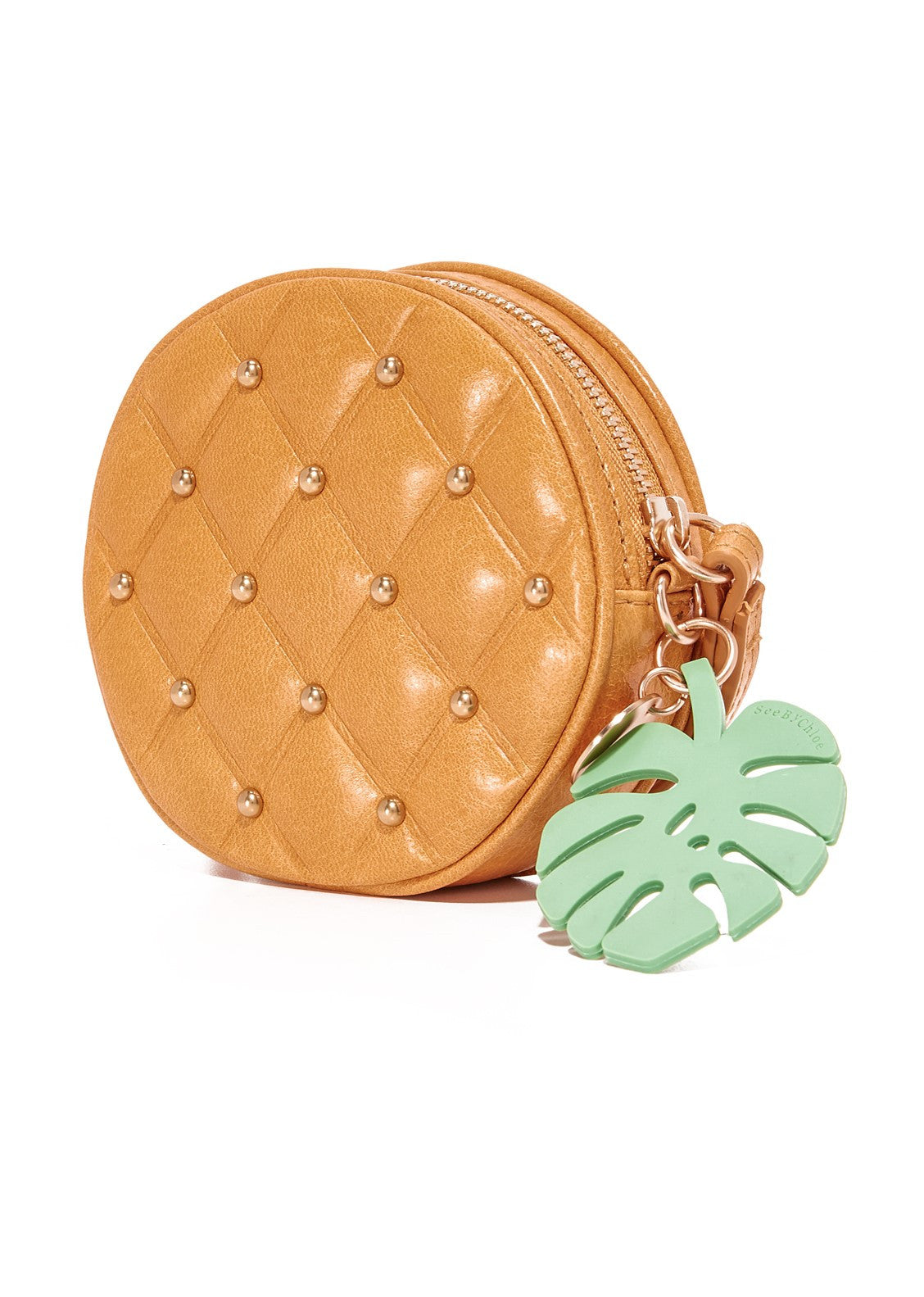 See by Chloe pineapple coin purse