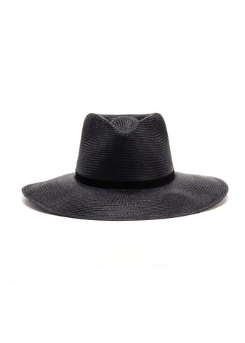 Janessa Leone Helena hat in black