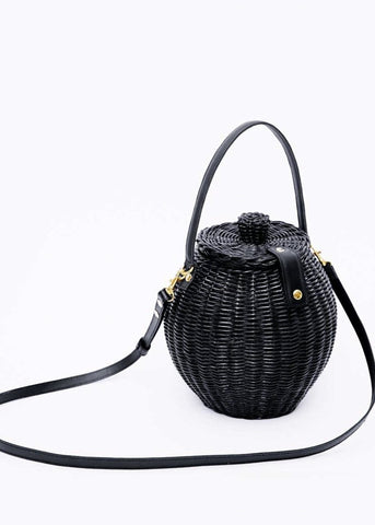 Ulla Johnson Tautou basket in noir