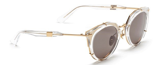 Westward Leaning sphinx 2 sunglasses gold