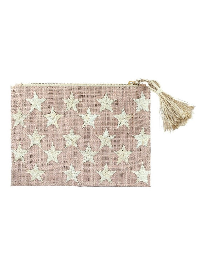 Kayu star pouch natural