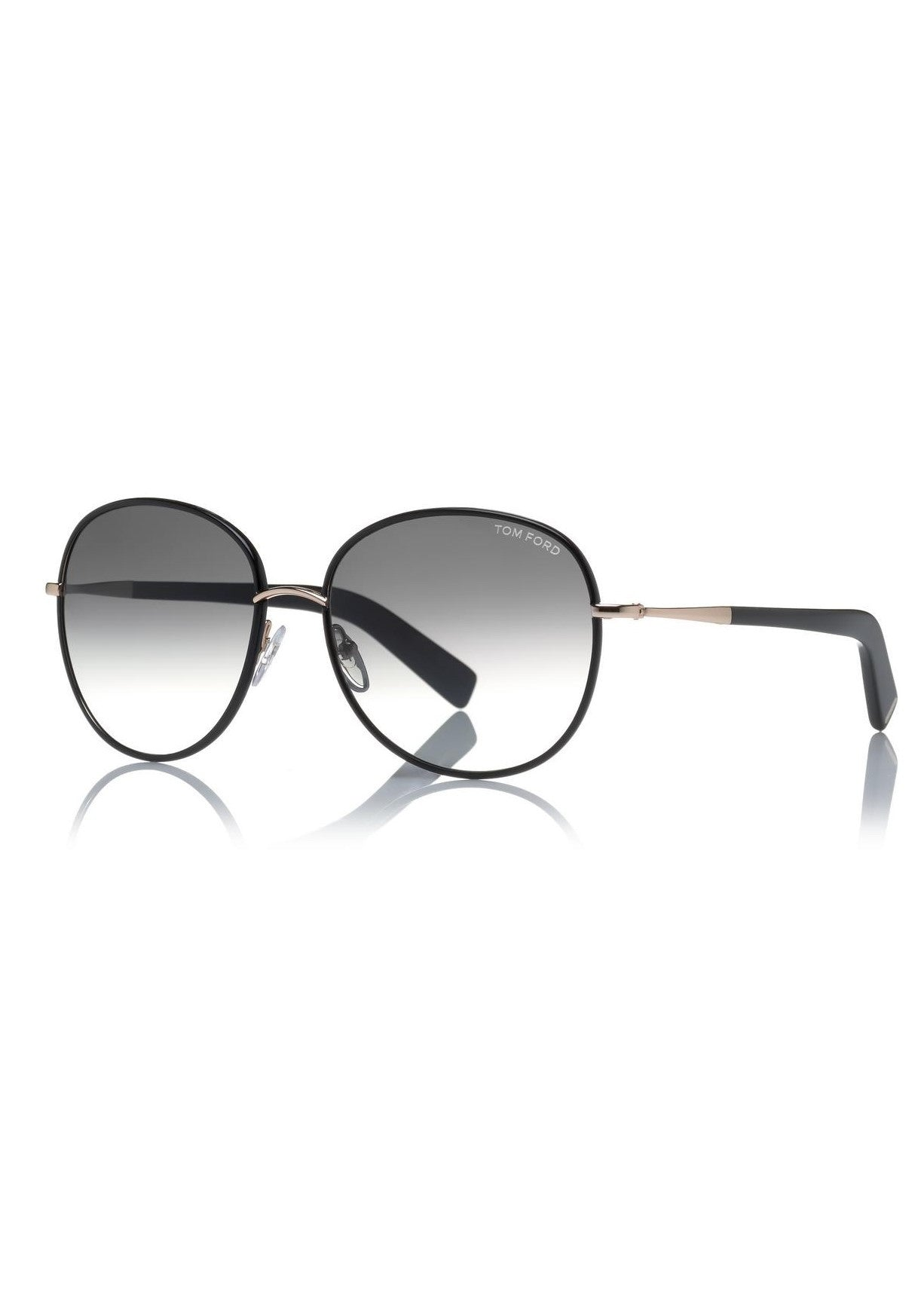 Tom Ford georgia sunglasses black
