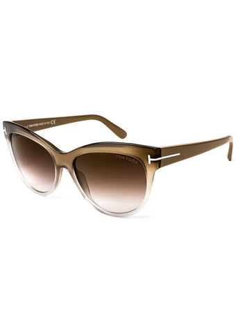 Tom Ford lily sunglasses gradient