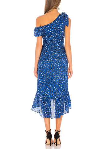 Ulla Johnson Uma dress in cobalt
