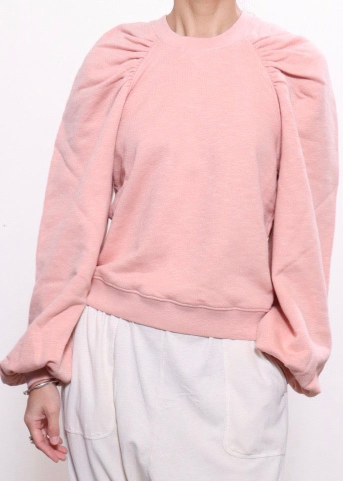 Ulla Johnson Haley pullover in rose