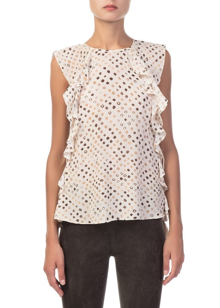 Ulla Johnson lorna top safari