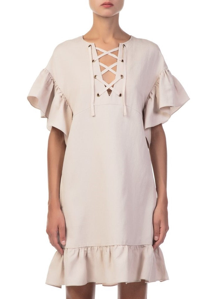 Ulla Johnson marianna dress dove