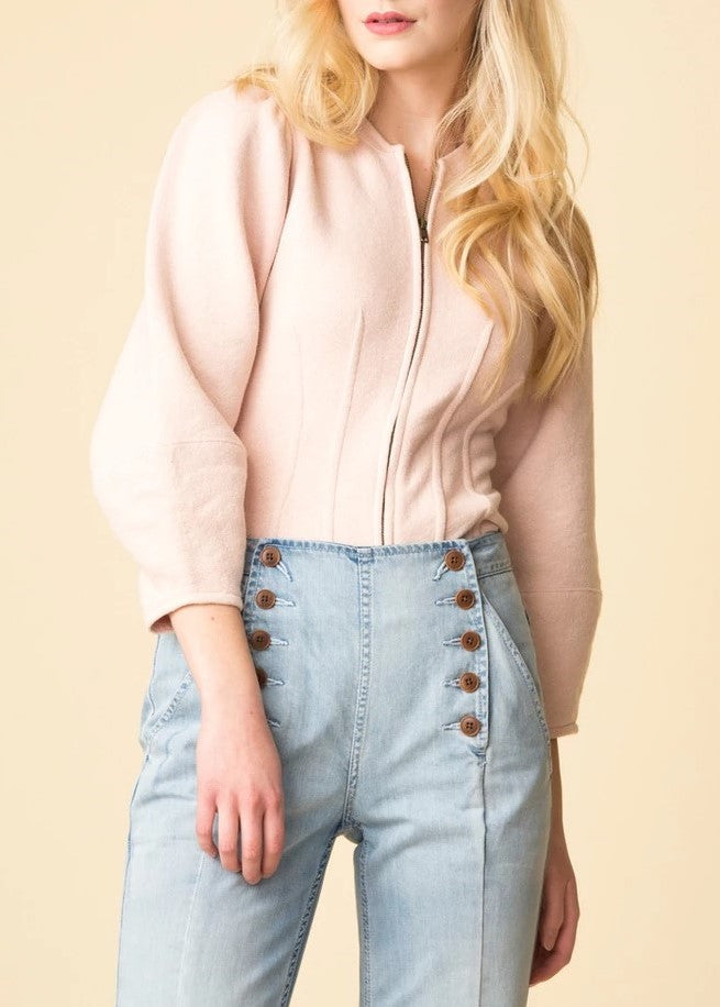 Ulla Johnson lydia jacket rose