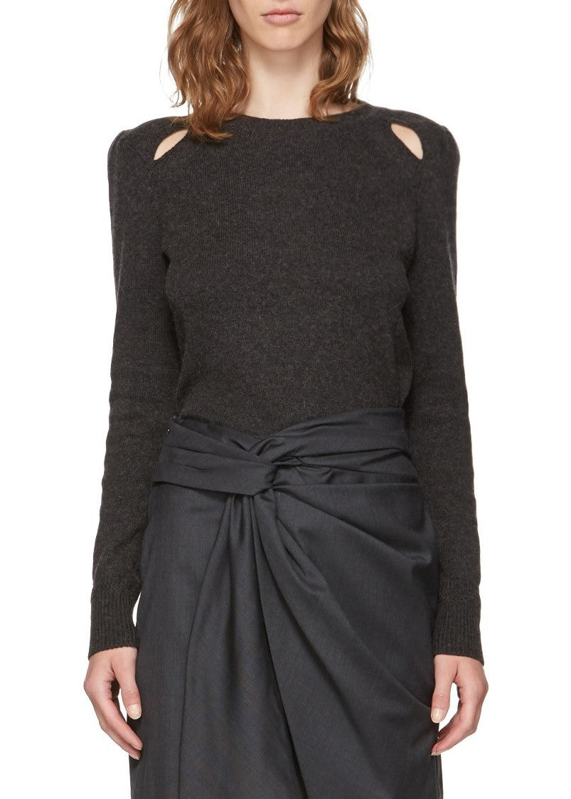 Isabel Marant klee pullover anthracite