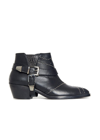 Anine Bing bianca boots silver