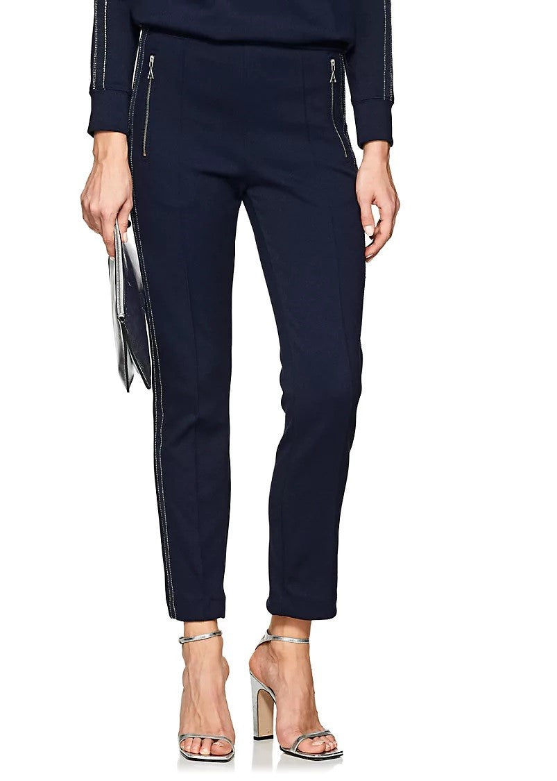 Area Darren slim trackpant in navy