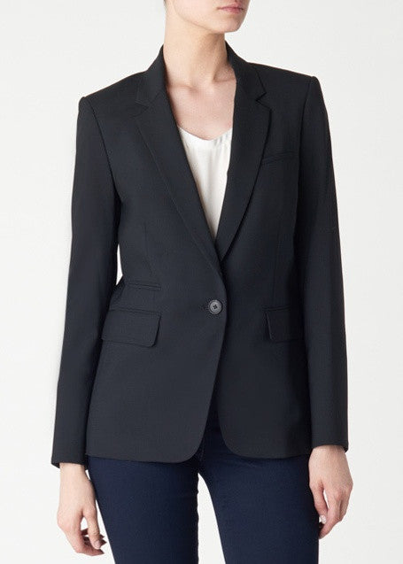 Veronica Beard black classic jacket