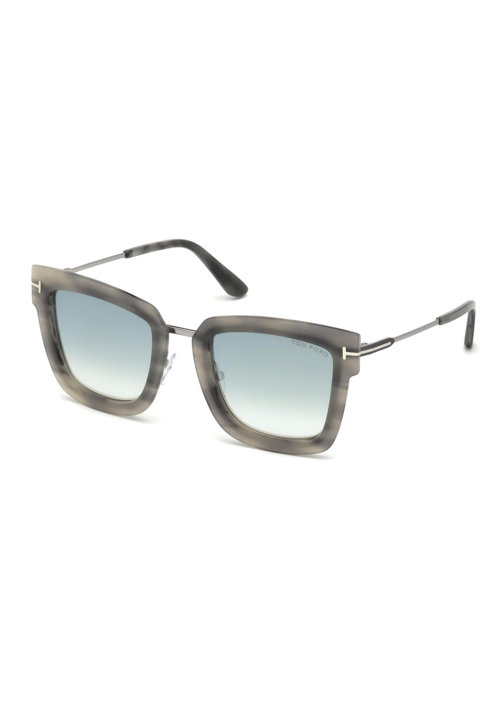 Tom Ford Lara sunglasses in colored havana