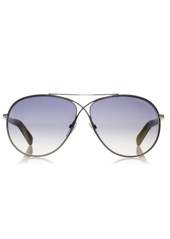 Tom Ford eva sunglasses blue