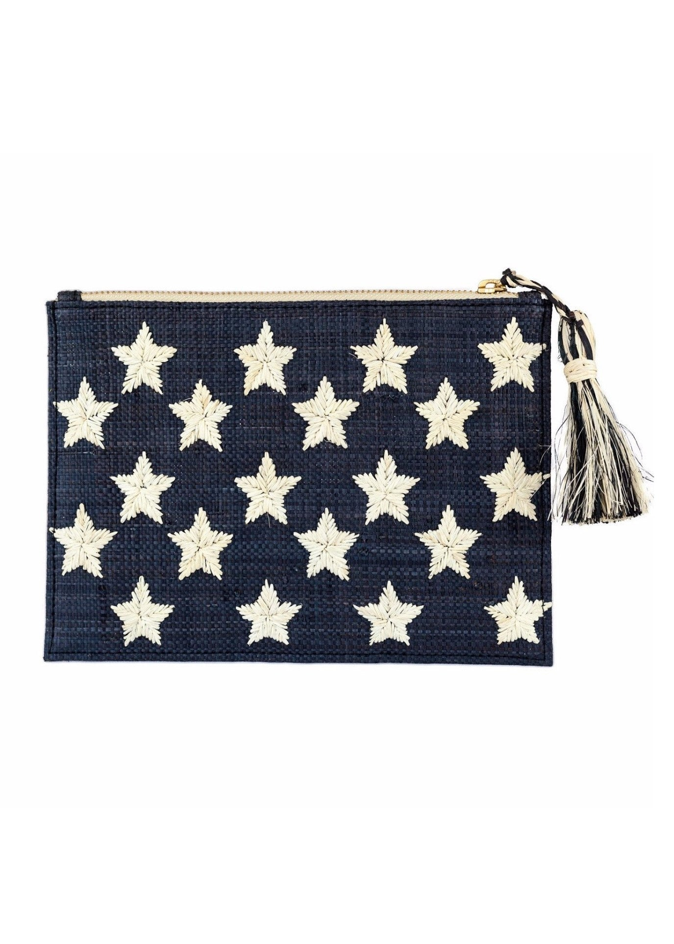 Kayu star pouch black