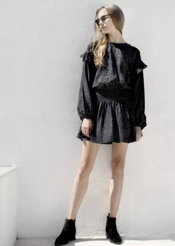 Magali Pascal Ulyss dress in black