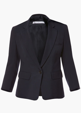 Veronica Beard navy schoolboy jacket