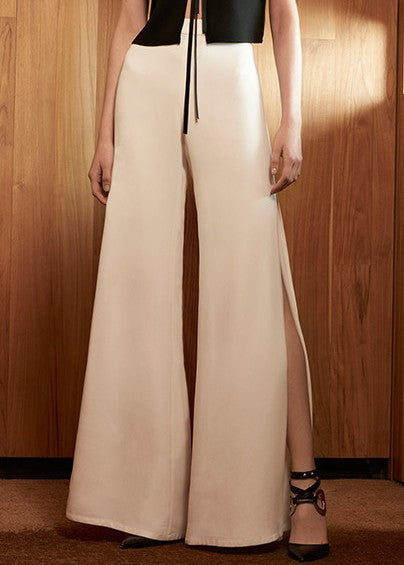 Alexis brenda flared pant ivory