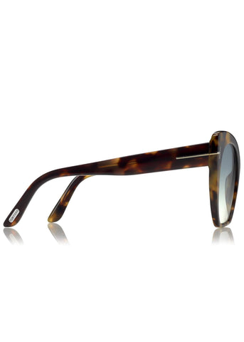 Tom Ford samantha sunglasses havana