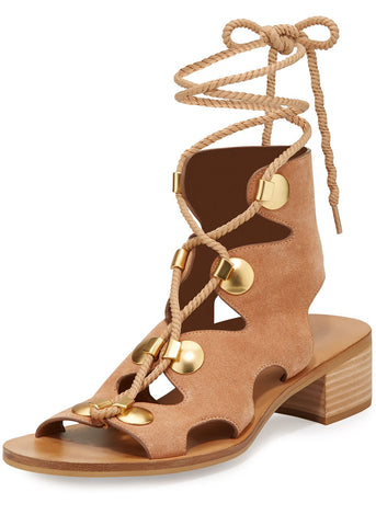 See by Chloe Edna Sandal Cipria