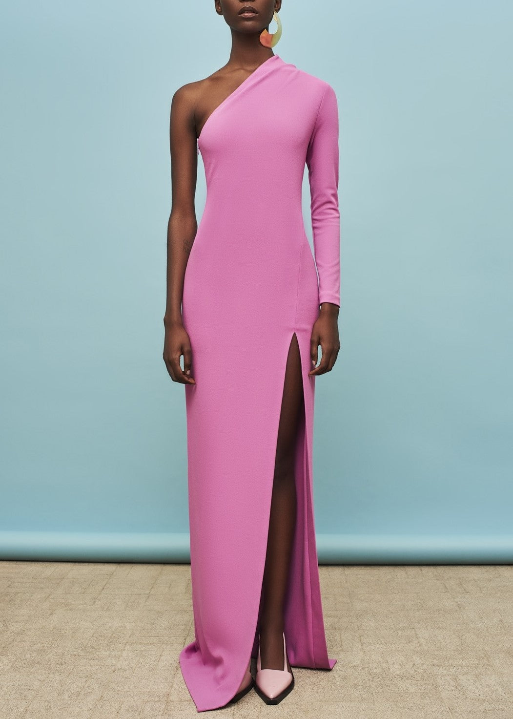 Solace Nadia maxi dress in lilac