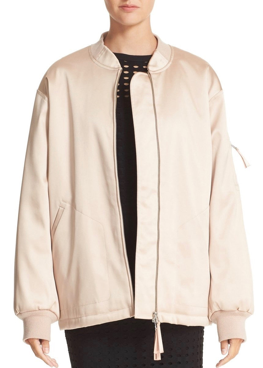 T by Alexander Wang bomber jacket skin